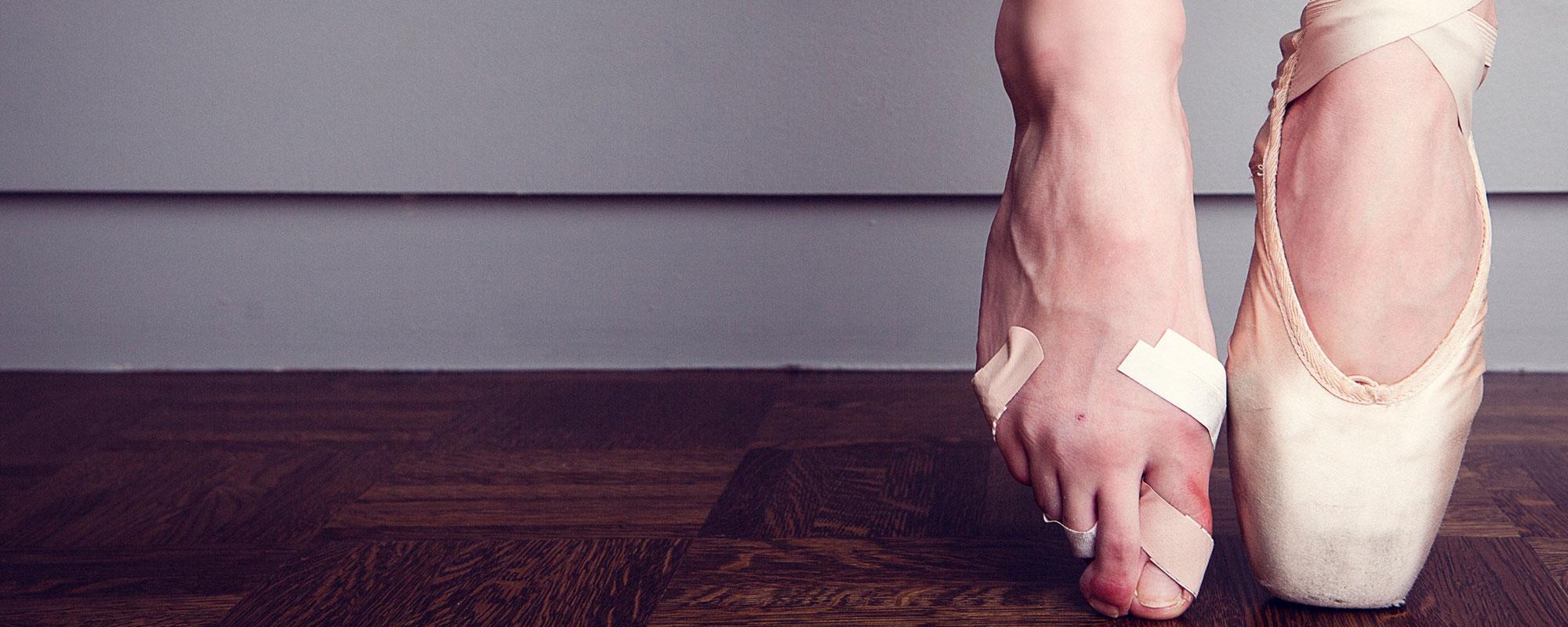 Douleurs aux pieds? Consultez un podiatre.